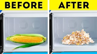43 AMAZING COOKING LIFE HACKS YOU WON'T SEE EVERYDAY