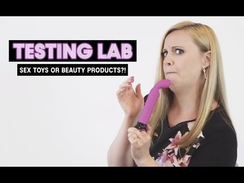 Sex Toys or Beauty Products?