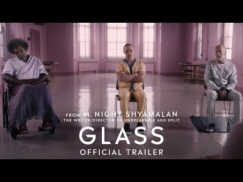 Glass - Official Trailer [HD] Mp3