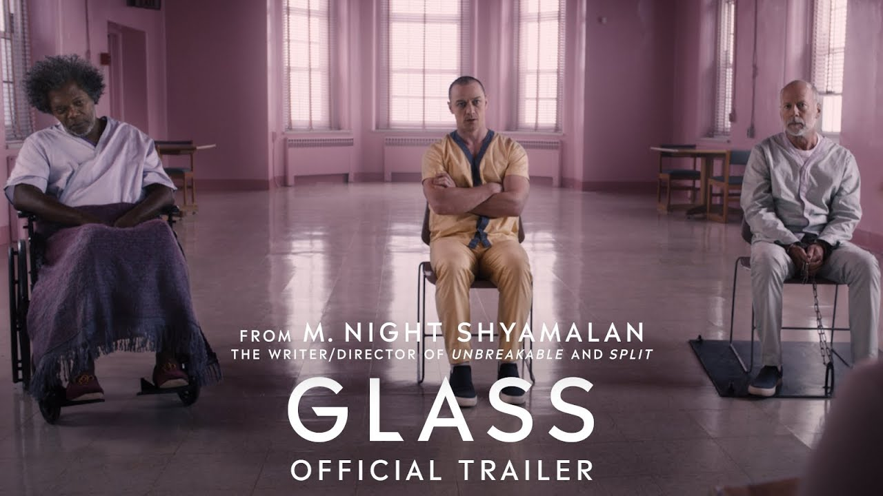 Image result for glass the movie trailer