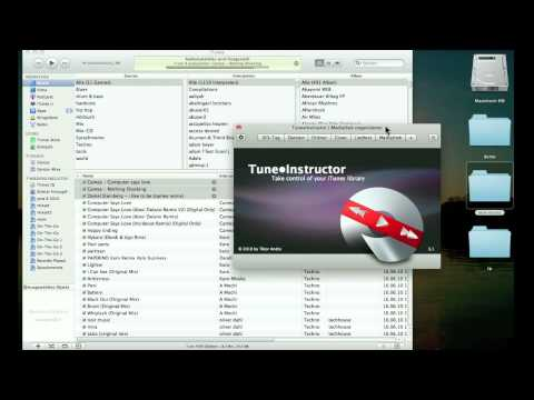 tutorial  mp3 files automatisiert umbenennen für saubere id3-tags in traktor