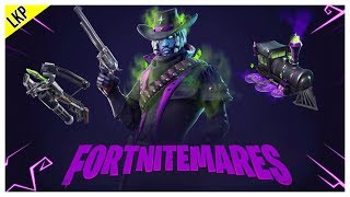 New Fortnite Item Shop Fortnitemares! New Skins / Guns! (PC Solo Skirms) (Sub Count 382/400)