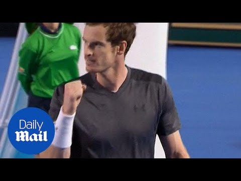 Murray Wins Straight Sets In Australian Open Against