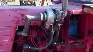 Трактор Т-25 турбированный(Трактор Т-25 турбированный http://youtu.be/95gsvrRs7Qc На трактор Т-25 была установлена турбина ТКР-7Н (в перспективе буде..., 2014-03-24T19:36:25.000Z)