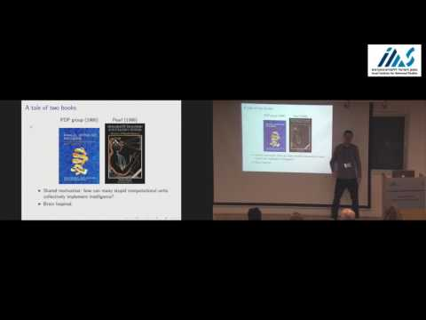 Yair Weiss - Neural Networks, Graphical Models and Image Restoration