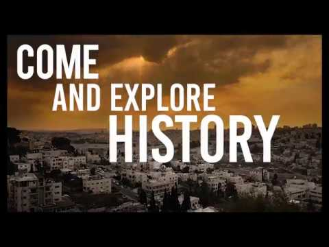 COME AND EXPLORE HISTORY