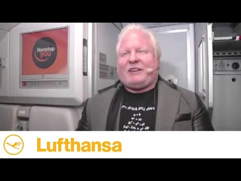 FlyingLab: Artificial intelligence for business processes | Lufthansa