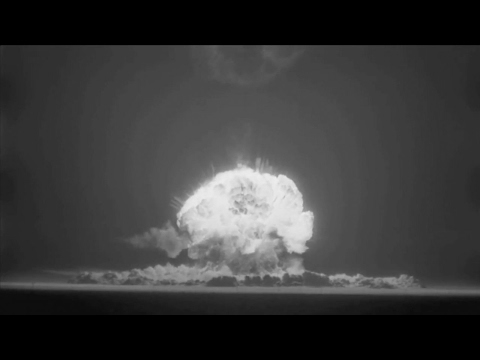 Nuclear weapons test film is declassified