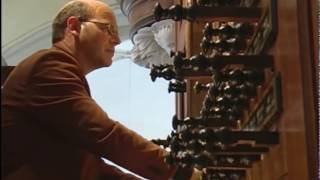 Willem van Twiller plays, John Rutter, Toccata in seven on the  Hinsz-Van Dam-organ, Bolsward