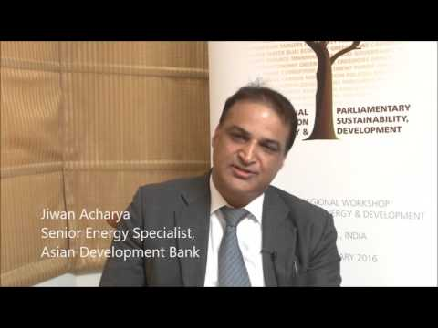 Jiwan Acharya, Asian Development  Bank
