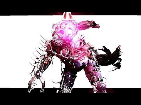 [C4D/FNaF/SPEED-ART] The Dream Hunter (+ model Download)// 1Mln views special / Mp3