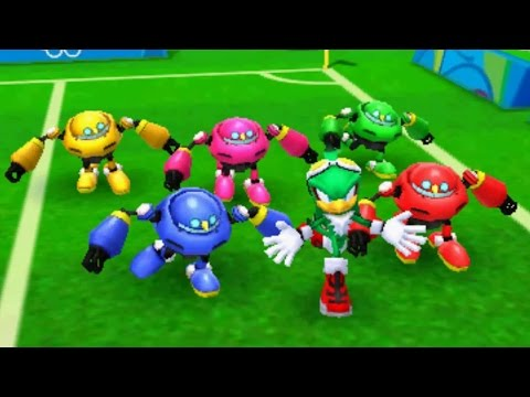 Mario and Sonic at the Rio 2016 Olympic Games (3DS) - How to Unlock All Characters