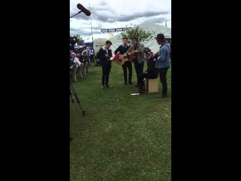 The Tors (live) Devon County show May 2015