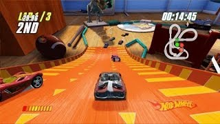 Hot Wheels Beat That / Hot Wheels Speed Car Racing / Nintendo Wii Games / Gameplay Video