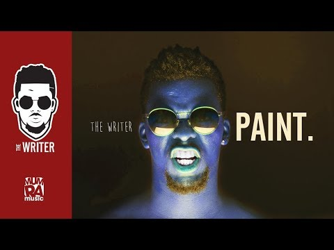 The Writer - Paint