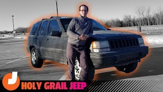 I Bought A 260K Mile 'Holy Grail' Jeep Grand Cherokee Sight Unseen, Getting It Home Nearly Broke Me