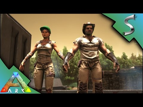 NEW S+ UPDATE! AUTOMATIC FARMER! HALFWALLS, BETTER CLONING & MORE! - Ark: Survival Evolved [S3E108]