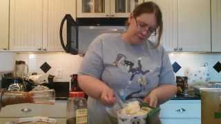 A Geek's Guide To Easy Microwave Cooking:episode 60:artichoke Seafood Dip