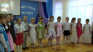 """""""Под музыку Вивальди"""" д/с """"Ягодка""""подготовительная группа"""