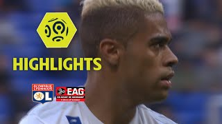 Olympique Lyonnais - EA Guingamp (2-1) - Highlights - (OL - EAG) / 2017-18