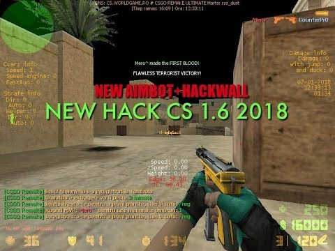 cheat cs 1.6 wallhack gratuit