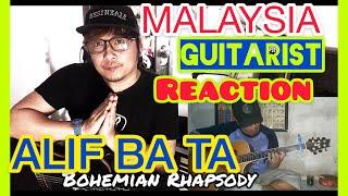 Download lagu ALIP_BA_TA Bohemian Rhapsody (Queen Cover)REACTION MALAYSIA GUITARIST | ANDY IRWANDY