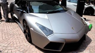 Lamborghini Reventon Roadster Videos