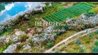 Khmih Creative Society | On the Beam | 12yrs old Melari & Josafin - The Prayer (Cover)