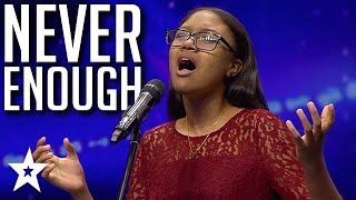 Her Voice WOWS Judges Singing Never Enough From The Greatest Showman! | Got Talent Global