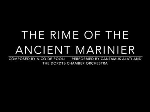The Rime of the Ancient Marinier