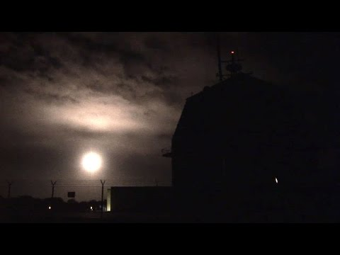 "Aegis Ashore Flight Test ""Fierce Sentry"" (FTO-02E1A) B-Roll"