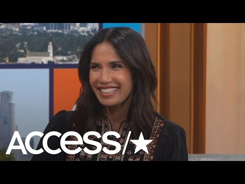 'Top Chef's' Padma Lakshmi Reveals The Foods She Cuts Out To Keep In Shape | Access