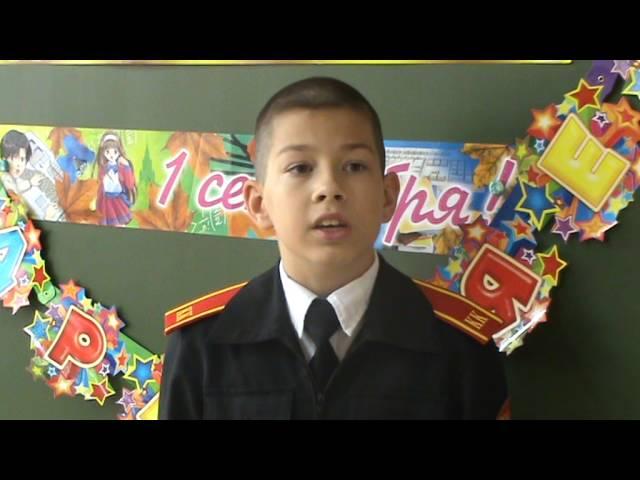 Алексей Полехин читает произведение «Детство» (Бунин Иван Алексеевич)