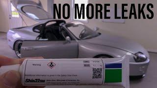 Supra Gets Cheap Leaky Targa Fix! (Must Buy)