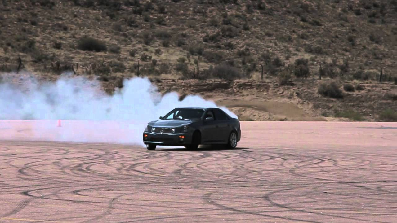 Cts V Drifting At Ppir Youtube