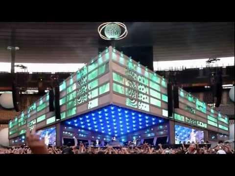 Muse - Neutron Star Collision Live HQ (Español Subs)