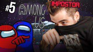 AMONG US #5 || VICTORIA DE IMPOSTOR