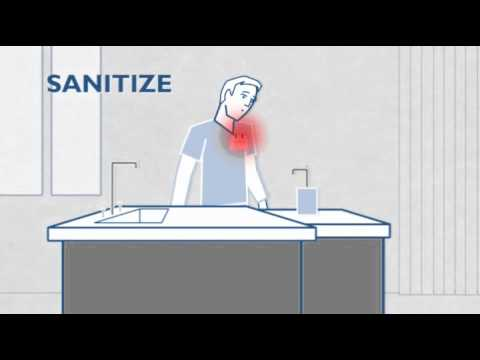 Biovigil Solution Demonstration Hand Hygiene Monitoring