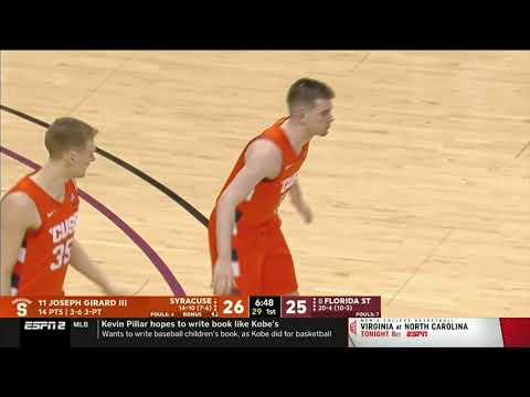 Highlights   Syracuse At Florida State