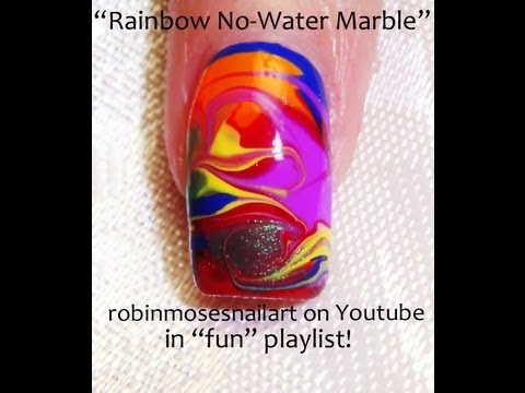 Magnificent Pearlescent Nail Polish Tiny Dr Remedy Nail Polish Solid Art Nails Hours Fashion Nail Polish Young Blue And Green Nail Art WhiteHow To Start My Own Nail Polish Line Rainbow Drag Marble Nails!   No Water Needed Tutorial   YouTube