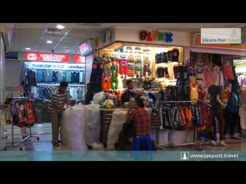 Tanah Abang Market   The biggest Textile Market and Fashion Retail in South East Asia