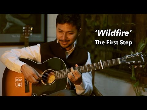 'Wildfire' The First Step | Bipul Chettri | The Two Room Apartment
