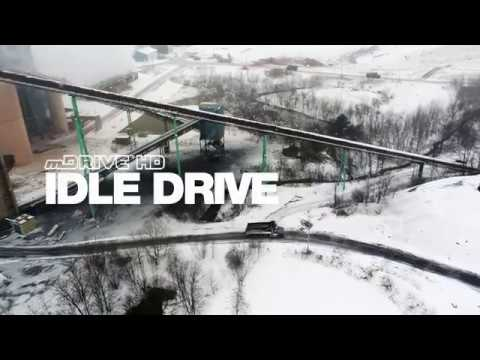 Mack mDRIVE - Idle Drive