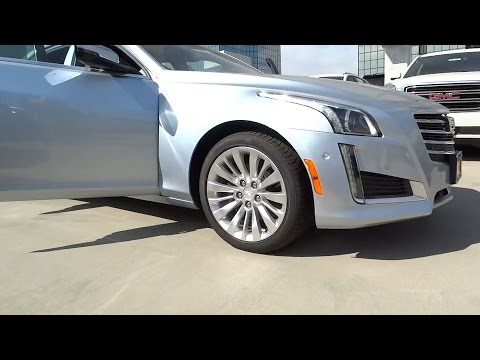 2017 Cadillac CTS Sedan Los Angeles, Woodland, Beverly Hills, Thousand Oaks, Van Nuys, CA 870176