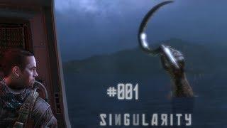 Let´s Play Singularity #001 [Deutsch/Full-HD/Blind] - Willkommen auf Katorga-12