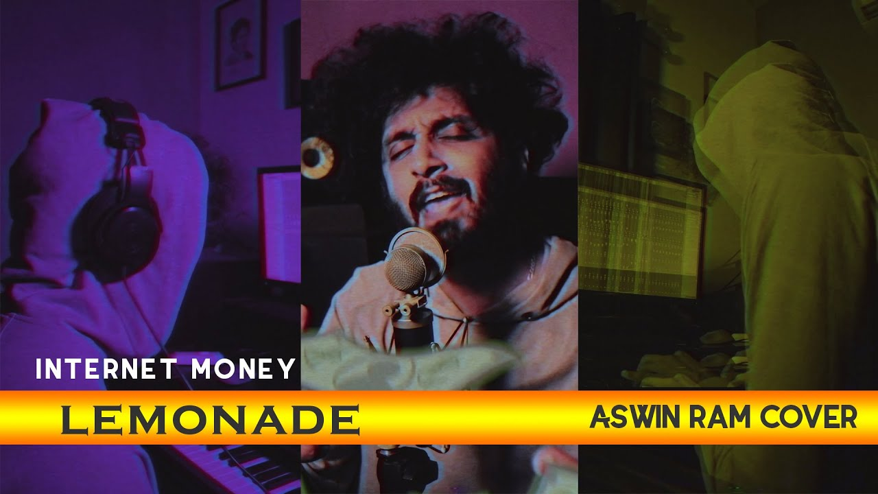 Internet Money - Lemonade cover Aswin Ram Vertical 5 - YouTube
