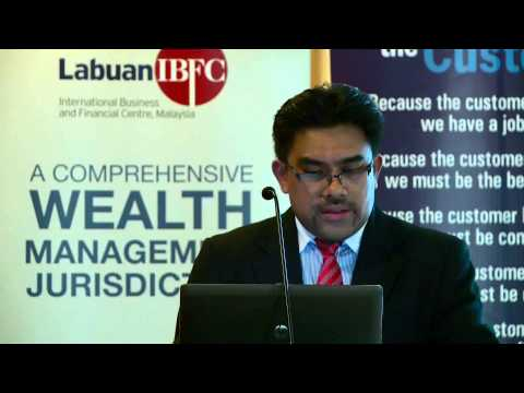 Labuan Trust Company & Wealth Management Structure, Rumaizi