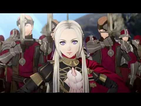 Fire Emblem Three Houses THE MOVIE 4K ALL CUTSCENE MOVIES