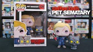 A First Look at Gage and Church Funko Pop!