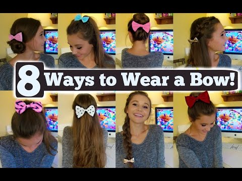 8-ways-to-wear-a-hair-bow